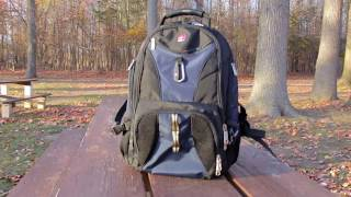 SwissGear Travel Gear ScanSmart Backpack 1900 Backpack Product Link: http://amzn.to/2kORWni Gear Used for this video: ...