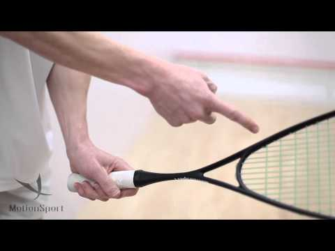 MotionSport Tutorials – Forehand Grip
