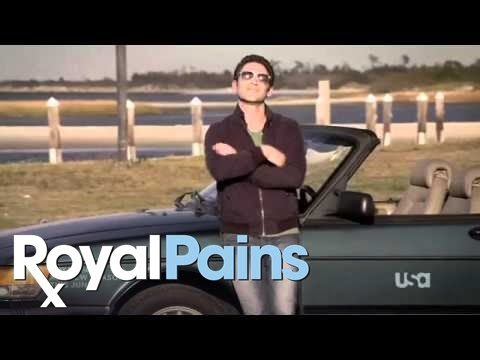 Royal Pains Season 3 (Promo)