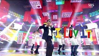 Video PSY - 'I LUV IT' 0514 SBS Inkigayo MP3, 3GP, MP4, WEBM, AVI, FLV Desember 2017