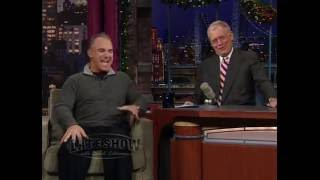 Jay Thomas on the Late Show with David Letterman #21 - December 23, 2008
