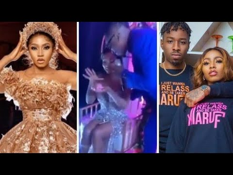 Watch Full Video Of Bbnaija Mercy's 27th Birthday Party As Ike Proposed