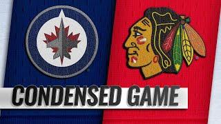 12/14/18 Condensed Game: Jets @ Blackhawks by NHL