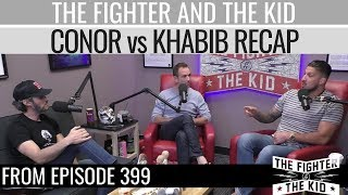 Video Conor Fights Nate Next | Conor vs Khabib Recap | TFATK Highlight MP3, 3GP, MP4, WEBM, AVI, FLV November 2018