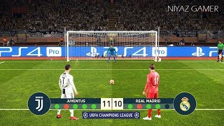 Video JUVENTUS vs REAL MADRID | Final UEFA Champions League - UCL | Penalty Shootout | PES 2019 MP3, 3GP, MP4, WEBM, AVI, FLV Desember 2018