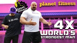 Video KICKED OUT OF PLANET FITNESS WITH JUJIMUFU MP3, 3GP, MP4, WEBM, AVI, FLV Januari 2019