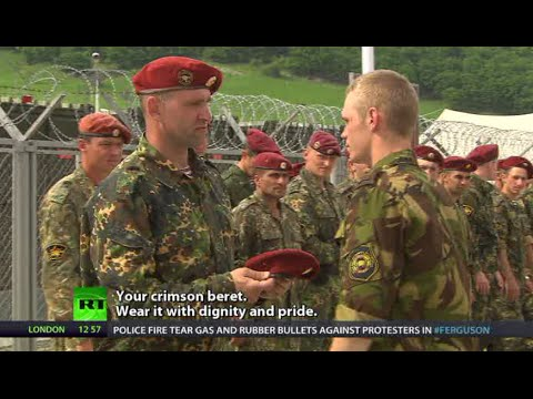 RT - Many young men dream of joining Russia's Special Forces. However, for that to come true, they have to pass a series of incredibly tough endurance tests. Ther...