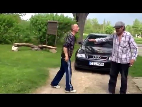Very Funny Drunk Fights [2014] Must Watch