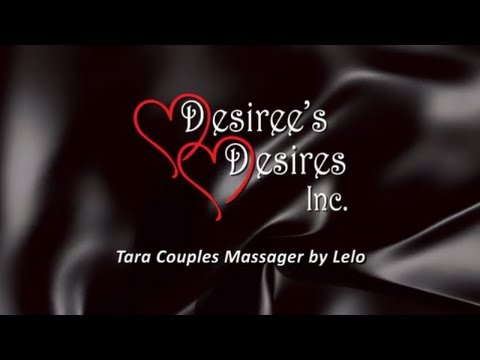 Tara Couples Massager by Lelo – by Desiree's Desires, Inc., Upton MA