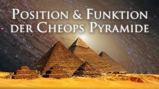 die Pyramiden von Gizeh - ein Energiekraftwerk!!! - Aber wozu???