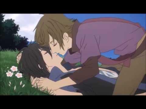 anime boy x boy kiss