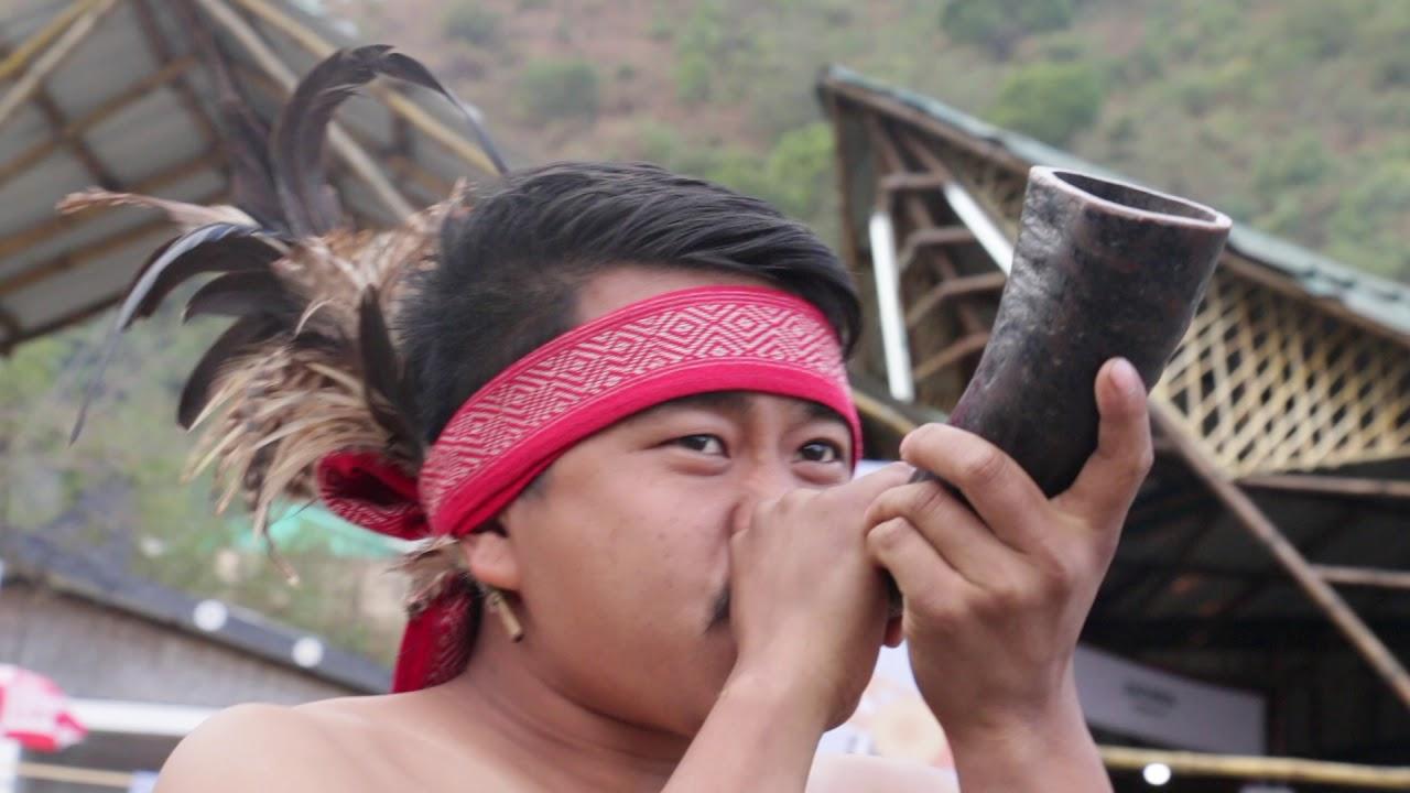 The Wangala Dance of the Garo Tribe