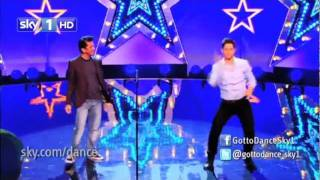 Got To Dance Series 3: Dancing Dude Audition