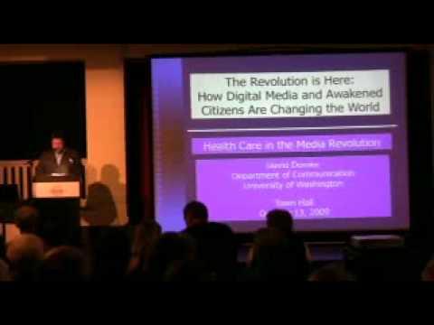 Allgemeine Pflege in der Media Revolution