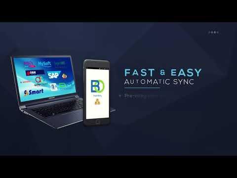 Boostorder Inventory Mobile Application