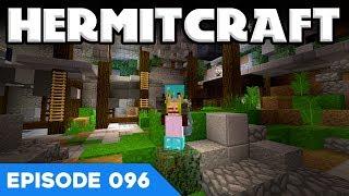 Hermitcraft V 096   THE BLACK MARKET! •   A Minecraft Let's Play