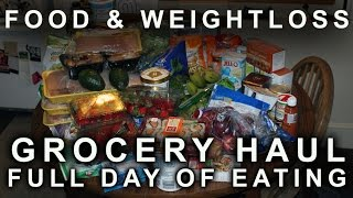 This video shares some of the things I typically buy at the grocery store as well as the types of food/meals I eat throughout the day to help with my weightl...