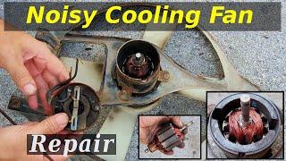9. Radiator Cooling Fan Bearing Repair