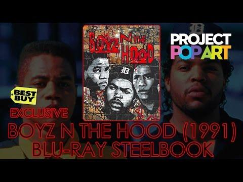 Boyz N The Hood (1991) Blu-ray Steelbook | Best Buy Exclusive | Ice Cube | Unboxing