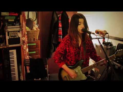 Blood Red Shoes - 'An Animal' (Live Rehearsal Tape) [405 Premiere]
