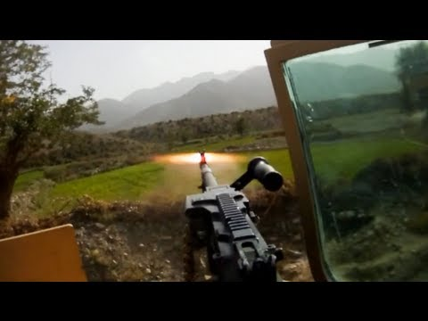 firing - Click here http://bit.ly/10ezzW5 to SUBSCRIBE, and be notified when new combat videos are released, which is several times a week. FUNKER530 is the largest documentation of the war in Afghanistan...