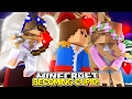 Little Carly Becomes Cupid And Makes Her Family Fall In Love Minecraft Roleplay
