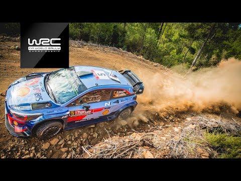 WRC - Rally Turquía/Shakedown