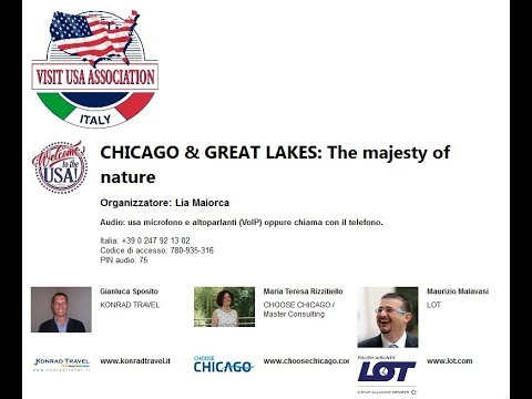 Video CHICAGO & GREAT LAKES  The majesty of nature (6-11-2018)