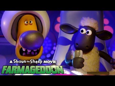 Space Clip - A Shaun the Sheep Movie: Farmageddon