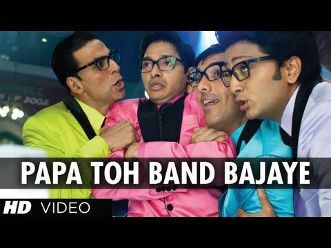 Papa To Band Bajaye Full Song Housefull 2
