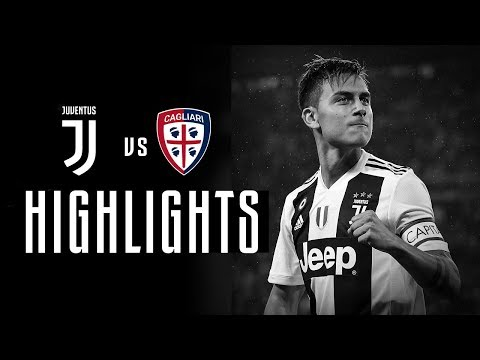 HIGHLIGHTS: Juventus Vs Cagliari - 3-1 | 3 Goals,  3 Points!