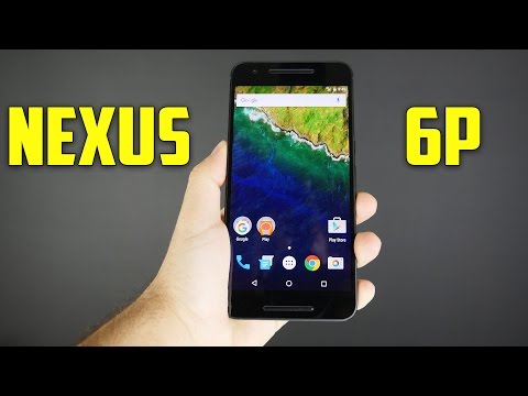 Nexus 6P Unboxing and Setup! (New Huawei Nexus 6P Grey 32GB Unboxing)