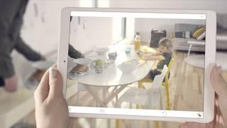IKEA 2016 Catalogue: Augmented Reality