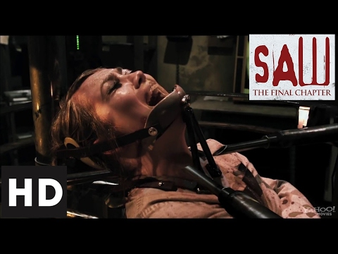 Saw 3D : The Final Chapter (2010) - Official Trailer HD