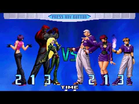 [TAS] The King Of Fighters 10Th Anniversary Unique Plus - Rugal, Vanessa, Evil Kula