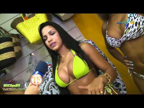 Grabando a una Brasileña Gostosa