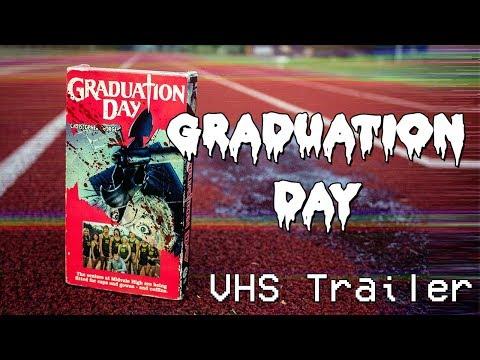Graduation Day (1981) - VHS Trailer
