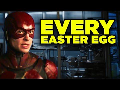 CRISIS ON INFINITE EARTHS Breakdown! Easter Eggs & Details You Missed!