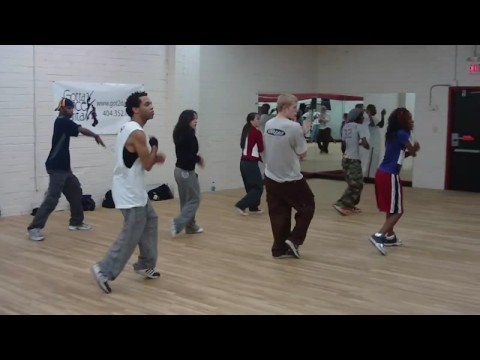 Hip Hop Dance - New Style (House) -  What's Your Name Usher