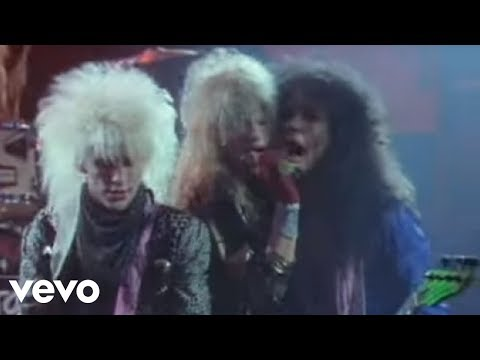 Poison – Talk Dirty To Me