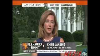 NBC White House Reporter: Helps That Obama Is From Kenya