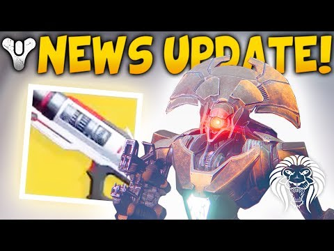 DESTINY 2 NEWS! Leaked Vex Cutscene, Class Locked Exotics,