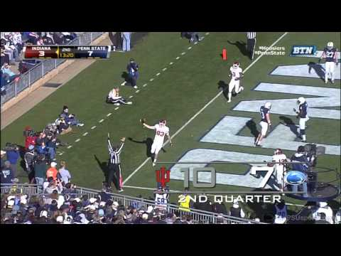 Indiana vs. Penn State Game Highlights (part 1)