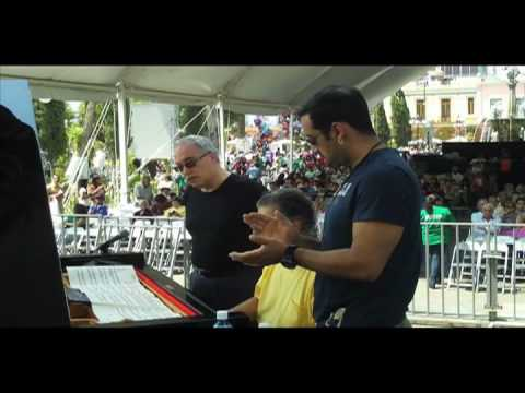 Antonio Sanchez on Playing with Chick Corea, Ron Carter, Eddie Gomez