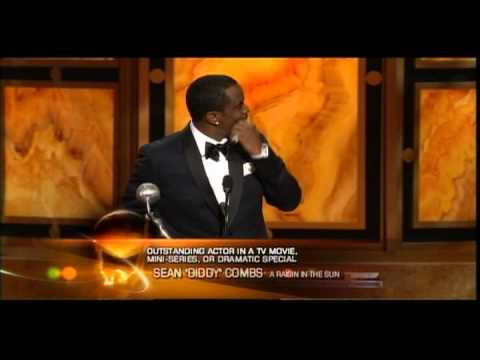 Sean Combs - 40th NAACP Image Awards - Outstanding Actor - TV Movie, Mini-Series or Dramatic Special