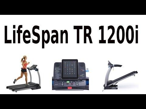 Review of  LifeSpan TR 1200i Folding Treadmill