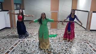Video Pallo latke dance... with ghoomar new dance.. MP3, 3GP, MP4, WEBM, AVI, FLV Desember 2018