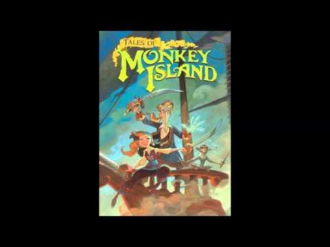 Tales of Monkey Island OST - The Siege of Spinner Cay - 10 - Merfolk Leader