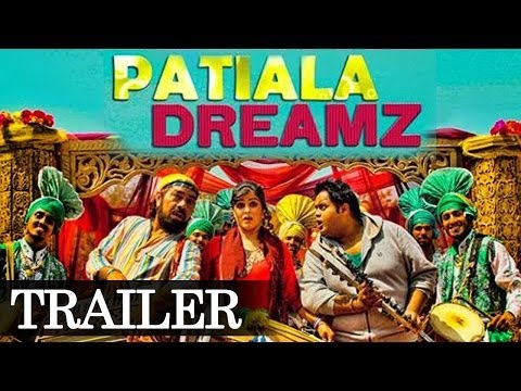 Patiala Dreamz (2013) - Official Trailer - Sarwar Ahuja - Madalsa Sharma