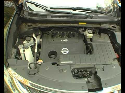 Nissan Murano тест драйв NISSAN MURANO